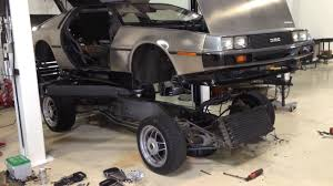 This Is What It Looks Like When You Lift A DeLorean Body Off Of Its ... Video Man Builds Delorean Monster Truck Doesnt Stop There Off You Can Still Buy A Brand New Straight From The Factory Creates And More Rtm Rightthisminute Bounty Hunter 35 2002 Hot Wheels Old Jam Rare Metal Back To The Future Limo Is For Timetravelling Partier Asphalt Xtreme Walkthrough Delorean Dmc12 Gameplay Delorean Youtube Thomas Pfannerstill Kona Ice Available For Sale Artsy Video