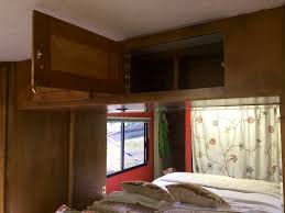 Weve Also Been Doing Some Deep Cleaning Inside The RV And Adding Homey Touches I Polished All Of Wood Cabinetry Fixed Broken Cabinet Latches