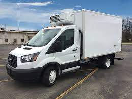 Refrigerated Vans | Models | Ford Transit Box Truck | Bush Trucks