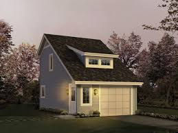 Pinegrove Apartment Garage Plan 007D 0195