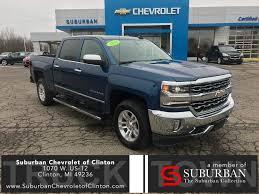 100 Used Trucks For Sale In Michigan By Owner 2018 Chevrolet Silverado 1500 Ferndale MI Serving
