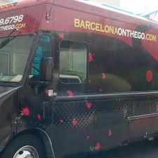 Barcelona OntheGo - Orange County Food Trucks - Roaming Hunger