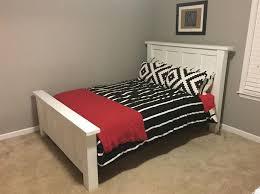 best 25 full bed frame ideas on pinterest full bed headboard