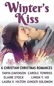 The Rustic Reading Gal Book Spotlight Winters Kiss 6 Christian Christmas Romances