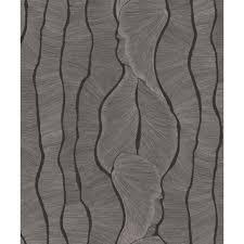 revêtement adhésif ravenna noir 2 m x 0 45 m leroy merlin
