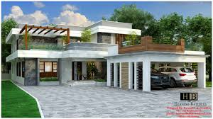 100 Contempory House Contemporary House In Kerala Kerala Model Home Plans