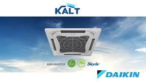 daikin r32 ceiling cassette aircon