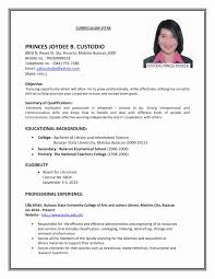 Part Time Job Resume Sample Awesome Parts Specialist Cover Template For