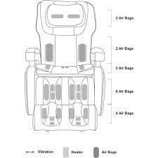 Cozzia Massage Chair 16027 by Cozzia Feel Good 16028 Massage Recliner Massage Chairs