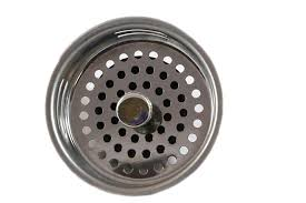 Install Kindred Sink Strainer by Good Living Universal Stainless Steel Sink Strainer With No