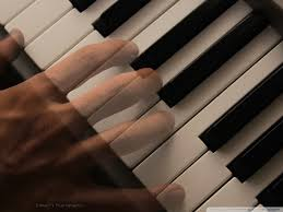 Ghost On Piano Wallpaper 800x600
