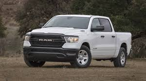 100 Dodge Ram 1500 Trucks Gets To Work With Debut Of 2019 Tradesman