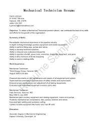 Forklift Mechanic Certification Cards Template Inspirational Generator Technician Resume Sample Example Templates