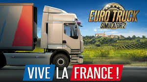 100 Euro Truck Simulator Free Download 2 Vive La France PC Game