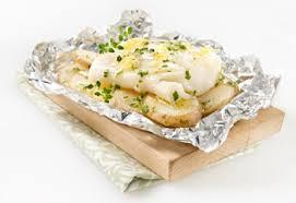 cuisiner morue fiche recette papillotes de morue et pomme de terre beurre