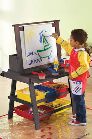 Toddler Art Desk Australia by Kids Art Table With Storage Ana White Kids Art Center Diy