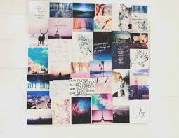 Bedroom Decorating Ideas For Teenage Girls Tumblr Beautiful Picture Wall Collage Apartment