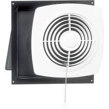 Do Duct Free Bathroom Fans Work by Broan 470 Cfm Wall Chain Operated Exhaust Bath Fan 506 The Home