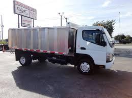 100 Dump Truck Body 2008 Used Fuso FE140 14FT ALUM TRASH DUMP TRUCKNEW AD