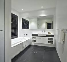 Grey Tiles White Grout by Remarkable White And Gray Bathroom Floor Tile Image Ideas Yoyh