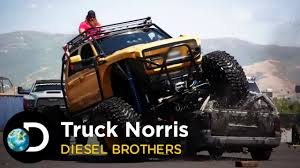 Truck Norris | Diesel Brothers - YouTube Truck Norris Maverik Finalist No 7 Youtube Chuck Norriss Signature Grants The Toyota Tacoma Some Of His Powers Home Facebook Official Build Thread Creation 4runner Trucknorris Revkit Diesel Brothers Diessellerz Bangshiftcom Beat Up Old F150 Shop For Sale Possibly Most Merica Thing On 4 Wheels Drivgline One Ups Van Dammes Volvo Truck Ad With Airplesand Cgi