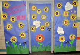 Teacher Appreciation Week Door Decorations
