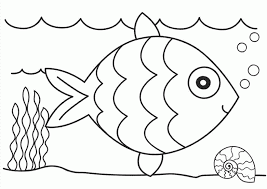 Coloring Pages Fun Fish 665263 For Free 2015