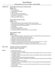 Psychiatric Nurse Resume Samples Velvet Jobs With Travel Job Description And Sample 860x1240px