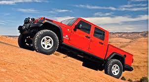 2017 Jeep Gladiator 4 Door - Auto Car Collection