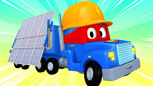 Special Summer- The Solar Panel Truck ( Revival) Carl The Super ...