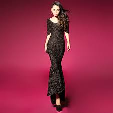 Fashion Night Dress 2014
