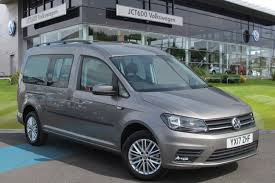 Volkswagen Caddy Maxi Life C20 Estate Car Deals with Cheap Finance