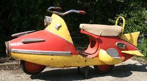 1950s Scooter Manege 2007 VINTAGE MOTOR