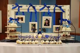 unique graduation party themes graduation table decoration ideas