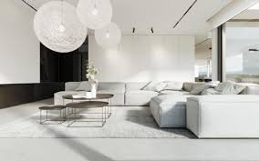 100 Modern Minimalist Interiors 40 Gorgeously Living Rooms That Find Substance In