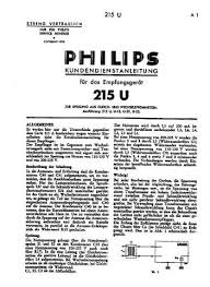 philips 22ah572 pa stereo lifier service manual inc pcbs