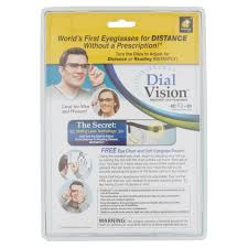 Prescription Halloween Contacts Astigmatism by As Seen On Tv Dial Vision Adjustable Distance Reading Lens