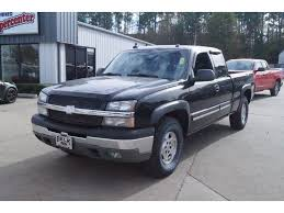 Used 2003 Chevrolet Silverado 1500 For Sale | Oxford MS ...