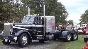 V8 Mack LTL Arriving At Truck Show - YouTube