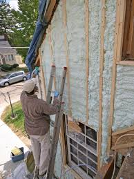 Insulating Cathedral Ceilings With Spray Foam by Air Sealing A Drafty House Hgtv