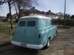 100 1959 Chevy Panel Truck Apache Van