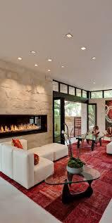 kamine und roter teppich kamin wohnzimmer kamin einbauen