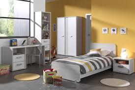 chambre enfant suisse cuisine lit simple x moderne coloris chãªne yello pas cher