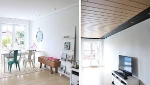 neue wohnzimmerdecke holzdecke aus buche entfernen otto