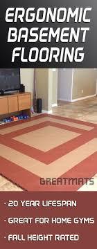 rubber flooring tiles interlocking tile waterproof bat vinyl for