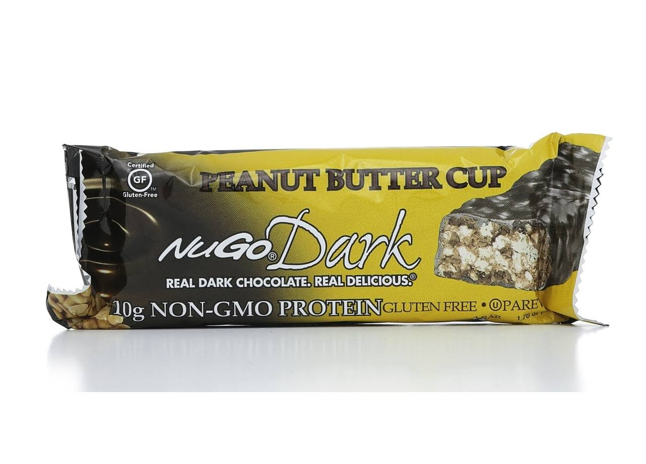 Nugo Nutrition Bar Dark Peanut Butter Cup - 1.76oz