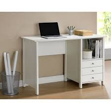 Walmart Computer Desk With Side Storage by Techni Mobili Contempo Desk White Walmart Com