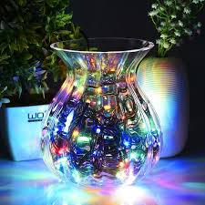 Solar 100 LED String Lights Outdoor Waterproof Multicolor