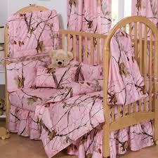 Ducks Unlimited Bedding by Realtree Camo Bedding 3 Piece Realtree Ap Pink Crib Set Camo Trading