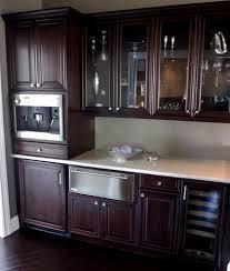 Schuler Cabinets Knotty Alder by Furniture Dark Schuler Cabinets With Under Cabinet Microwave For